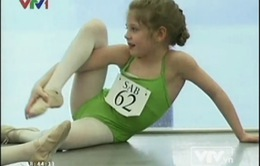 Tìm kiếm tài năng ballet tại Mỹ