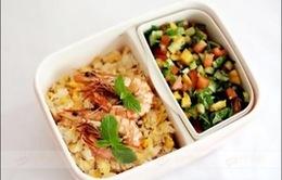 Ðồ nhựa đựng thức ăn nóng có thể gây nhiễm độc