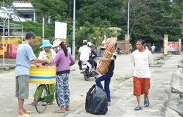 100% hộ dân Cù Lao Chàm được cấp thẻ BHYT