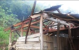 Nghệ An: Lốc xoáy bất ngờ, gây thiệt hại nghiêm trọng