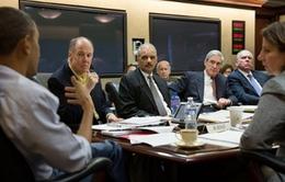 Tổng thống Mỹ mở cuộc họp an ninh bất thường