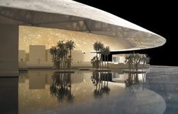 Bảo tàng Louvre tại Abu Dhabi khẳng định vị thế
