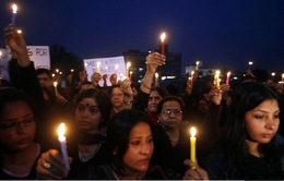 Ấn Độ: Biểu tình sau vụ bé gái 5 tuổi bị cưỡng hiếp