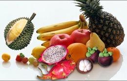 Một số cây trái giúp giải rượu