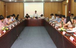 Đài THVN tổ chức hội nghị bản quyền truyền hình
