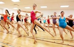 Khắt khe việc tuyển vũ công cho đêm Giáng sinh New York