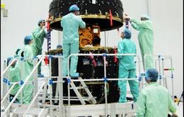 Ngày 4/5, VNREDSAT - 1 sẽ được phóng lên quỹ đạo