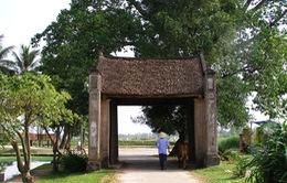 Dân làng Đường Lâm xin trả lại danh hiệu Di tích quốc gia
