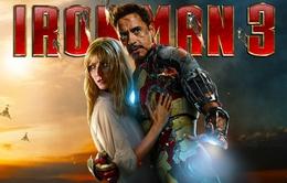 """""""Iron Man 3"""" lọt top doanh thu mở màn cao nhất mọi thời đại"""