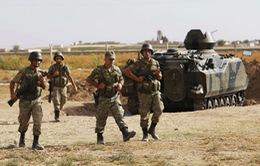 Bạo lực liên tiếp tại biên giới Thổ Nhĩ Kỳ - Syria
