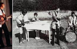 Guitar Vox của The Beatles có giá hơn 200.000 USD