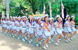 TP.HCM: Khai mạc Đại hội cháu ngoan Bác Hồ 2013