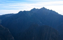 Hùng vĩ núi Catherine tại Ai Cập