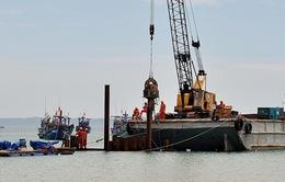 Tàu cổ vật tại Quảng Ngãi sẽ được khai quật