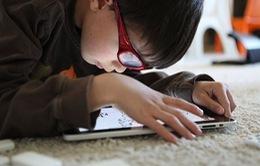 Thiết bị điện tử: Tác hại lớn đối với trẻ nhỏ