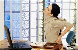 Dân văn phòng dễ mắc bệnh Cơ xương khớp