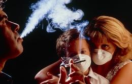Lên tiếng vì một môi trường không khói thuốc