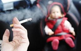 Cảnh báo tác hại của hút thuốc thụ động