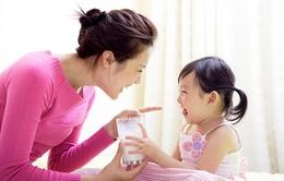 FAO khuyến khích cho trẻ em uống sữa