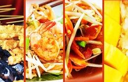 Ấn tượng lễ hội ẩm thực đường phố Thái Lan