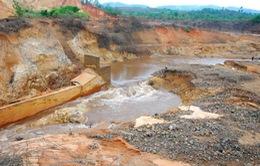 Chính phủ chỉ đạo xử lý sự cố vỡ đập thủy điện Ia Krêl 2