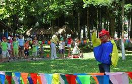 Sân chơi hè cho thiếu nhi: Mô hình cần được nhân rộng