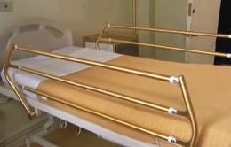 Dùng đồ đồng để diệt khuẩn trong bệnh viện