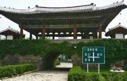 Kaesong - Di sản thế giới mới 2013