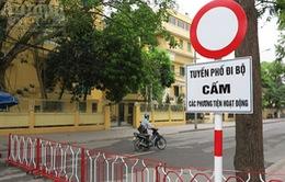 Hà Nội yêu cầu được mở rộng các tuyến phố đi bộ