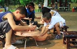 Ngày hè – Dạy trẻ biết yêu thiên nhiên và lao động