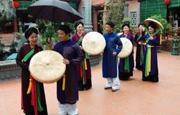 Bắc Ninh đầu tư 65 tỷ đồng bảo tồn quan họ và ca trù