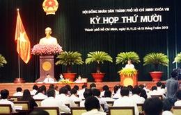 TP.HCM sẽ lấy phiếu tín nhiệm cho 16 chức danh