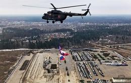 Nga tập trận lớn tại Viễn Đông với 80.000 binh sĩ