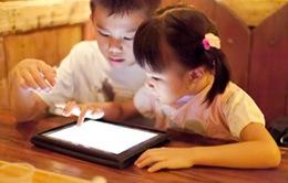 Thiết bị điện tử: Trẻ chơi thế nào là đủ?