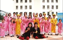 Dàn hợp xướng thiếu nhi Việt Nam giành HCV Festival quốc tế