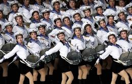 Triều Tiên: Hoành tráng Lễ hội Arirang kỷ niệm ngày đình chiến