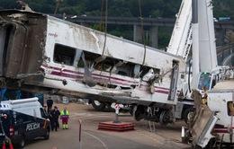 Tây Ban Nha tưởng niệm 80 nạn nhân vụ tai nạn đường sắt