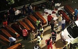 36 người thiệt mạng trong tai nạn xe bus kinh hoàng