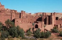 Maroc: Phục hồi lâu đài cổ Ait Haddou để phát triển du lịch