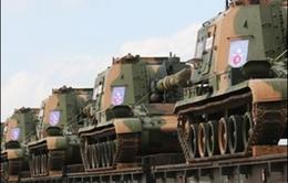 """Nga - Trung tập trận """"Sứ mệnh hòa bình - 2013"""""""
