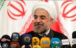 Tân tổng thống của Iran chính thức nhậm chức