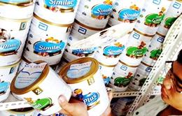 Thu hồi 10 lô sữa sản xuất từ Newzealand tại Việt Nam