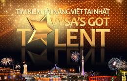 Vysa Got Talent: Tài năng Việt tỏa sáng trên đất Nhật
