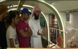 Arab Saudi: Mô hình hay tuyên truyền tác hại thuốc lá, ma túy