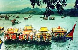 Lễ hội Điện Huệ Nam thu hút hàng vạn du khách