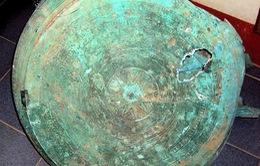 Phát hiện trống đồng cổ niên đại 2.500 năm ở Yên Bái