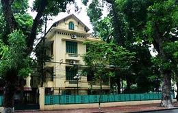 Hà Nội: Bắt đầu lập dự án bảo tồn biệt thự cổ