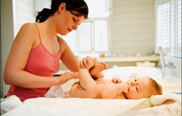 Những lưu ý khi chăm sóc da cho trẻ