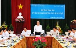 Nâng tầm Phú Quốc thành đặc khu kinh tế của Việt Nam