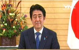 """Thủ tướng Nhật Bản chúc mừng bộ phim """"Người cộng sự"""""""